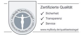 Haarzentrum Heidelberg Proaesthetic Siegel my body